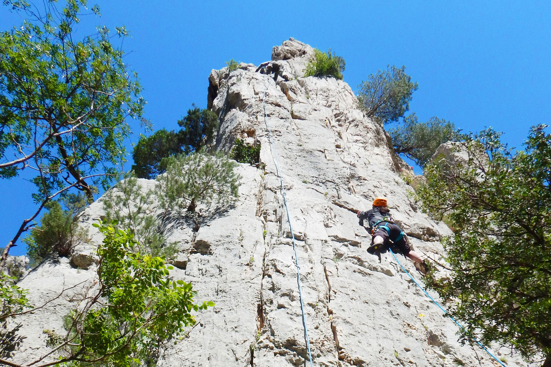 Escalade en Ariège - Vertikarst
